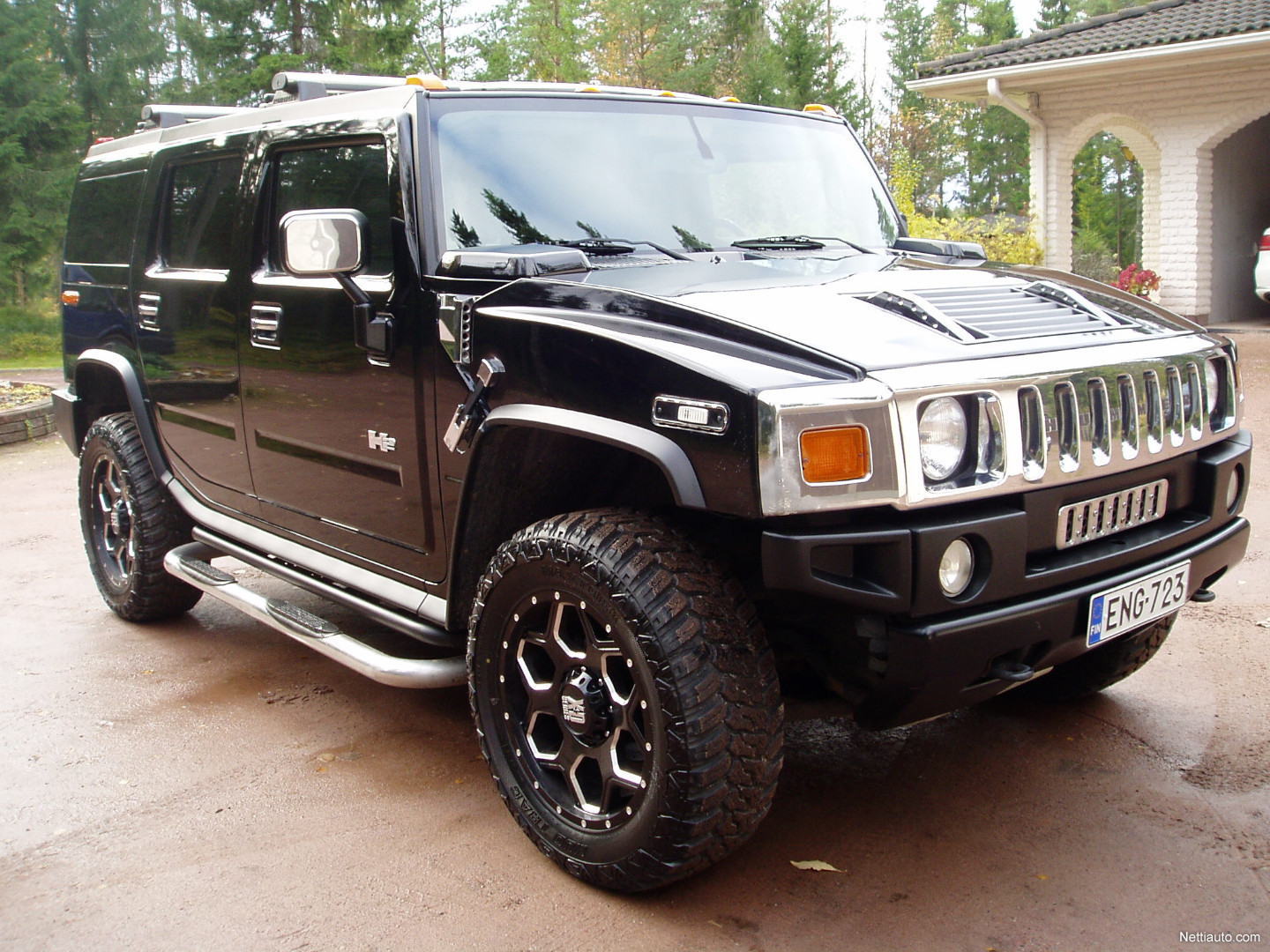 hummer h2 4x4 4x4 2003 used vehicle nettiauto. Black Bedroom Furniture Sets. Home Design Ideas