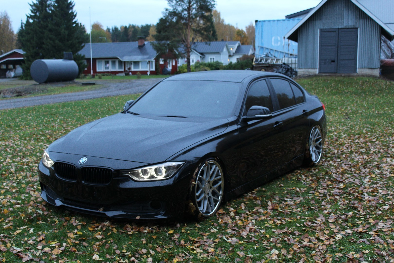 bmw 318 d a twinpwr tbo f30 sedan busin auto sedan 2013 used vehicle nettiauto. Black Bedroom Furniture Sets. Home Design Ideas