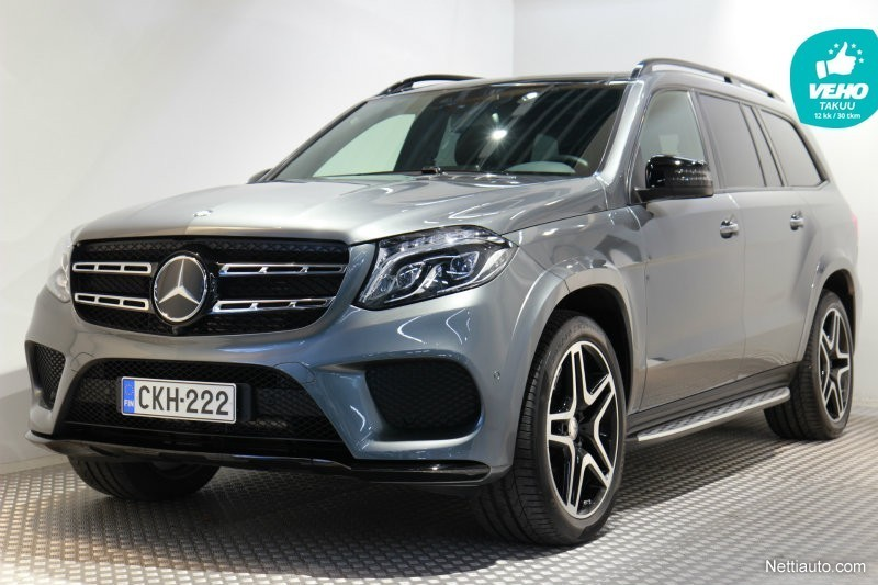 mercedes benz gls 350 d 4matic 4x4 2017 used vehicle nettiauto. Black Bedroom Furniture Sets. Home Design Ideas