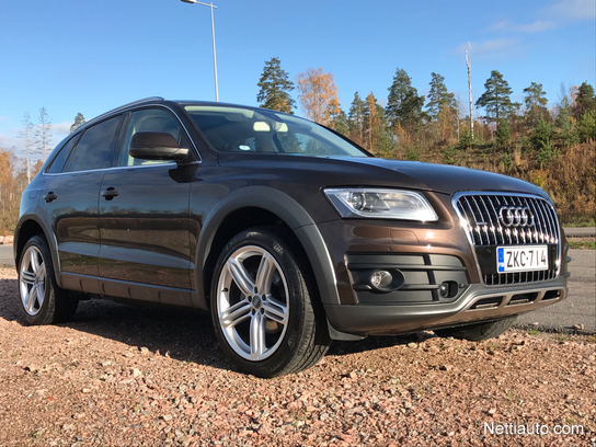 audi q5 2 0 tdi quattro s tronic offroad edition 4x4 2014 used vehicle nettiauto. Black Bedroom Furniture Sets. Home Design Ideas