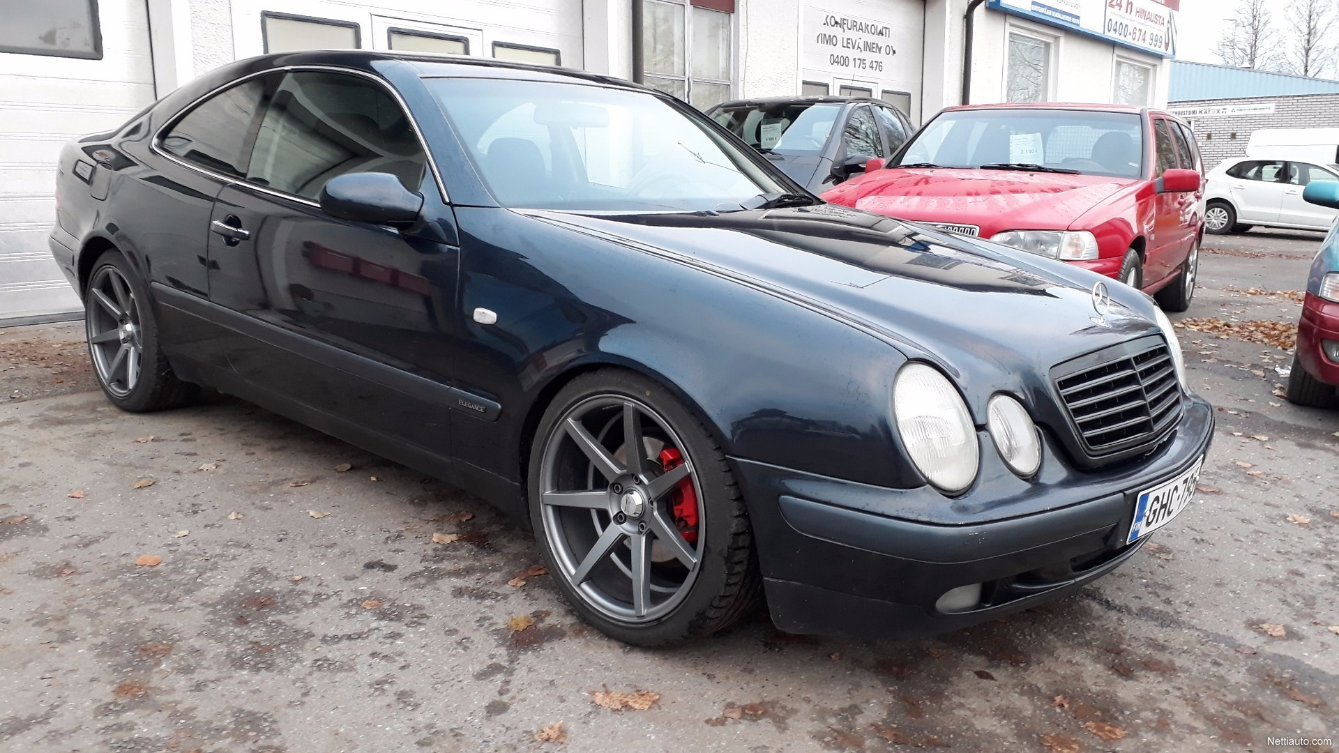 mercedes benz clk 230 kompressor 2d elegance coup 1997 used vehicle nettiauto. Black Bedroom Furniture Sets. Home Design Ideas