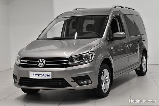 volkswagen caddy maxi comfortline 1 4 tgi 81kw maakaasu bens mpv 2018 used vehicle nettiauto. Black Bedroom Furniture Sets. Home Design Ideas
