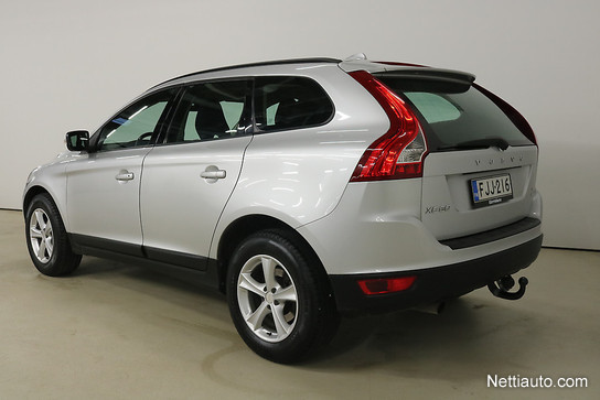 volvo xc60 2 4d awd kinetic aut 4x4 2009 used vehicle nettiauto. Black Bedroom Furniture Sets. Home Design Ideas