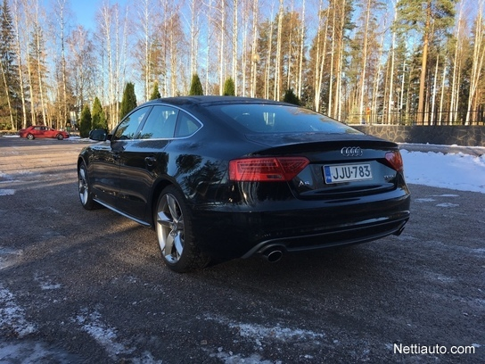 audi a5 sportback business sport 1 8 tfsi 125 kw s line saatavissa autoteddyn vaihtoautoturva. Black Bedroom Furniture Sets. Home Design Ideas