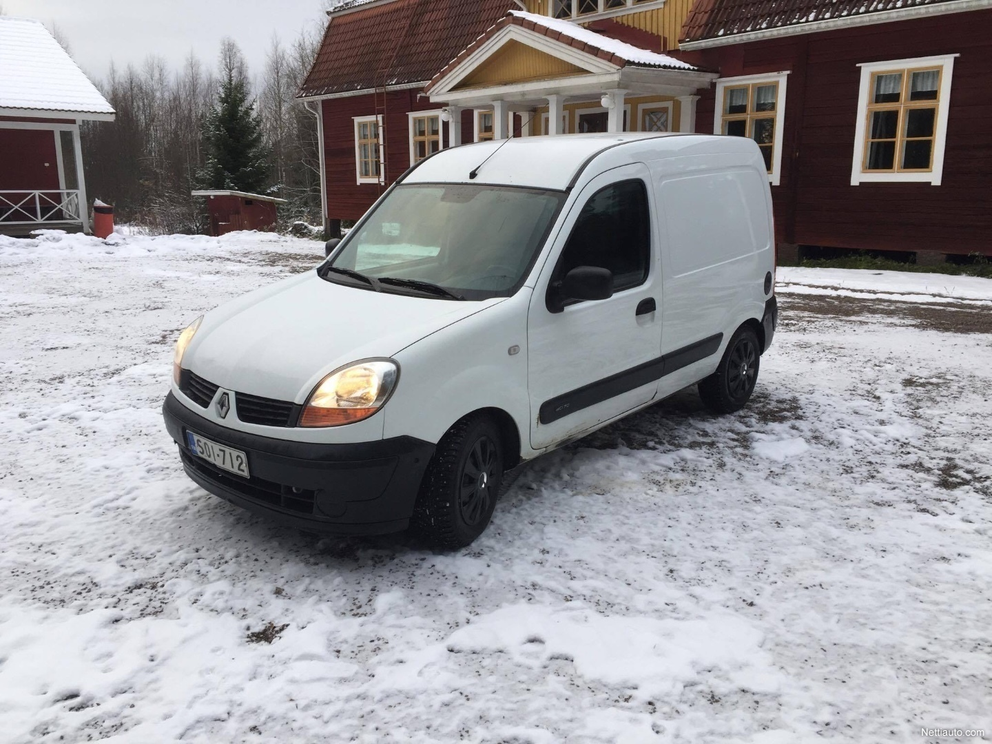 renault kangoo express 1 5 dci grand confort short low 2007 used vehicle nettiauto. Black Bedroom Furniture Sets. Home Design Ideas