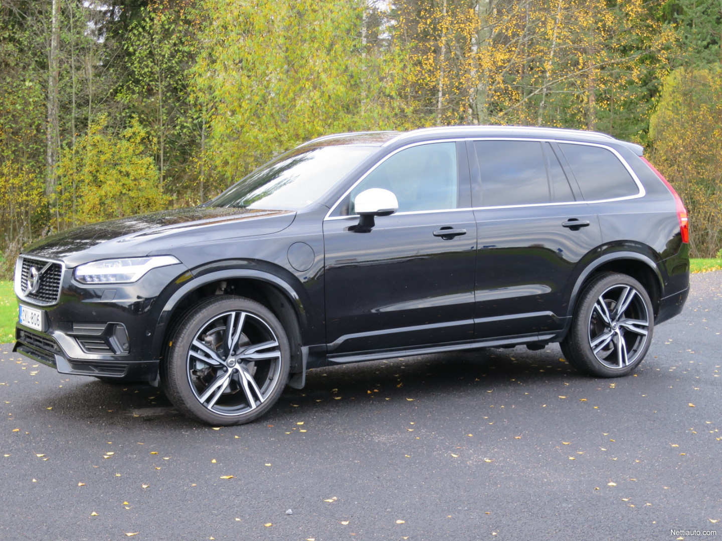 volvo xc90 t8 twin engine awd r design aut 4x4 2017 used vehicle nettiauto. Black Bedroom Furniture Sets. Home Design Ideas