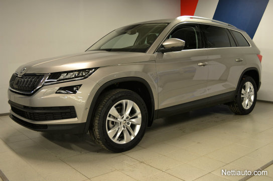 skoda kodiaq 2 0 tdi 150 4x4 style my18 4x4 2018 used vehicle nettiauto. Black Bedroom Furniture Sets. Home Design Ideas