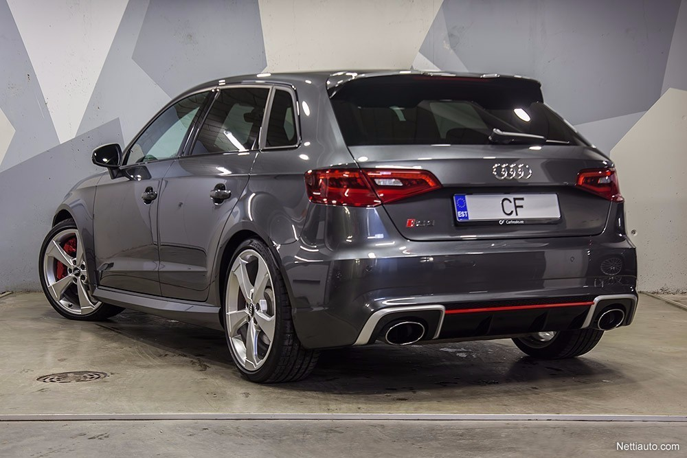 Audi Rs3 Quattro 2 5 Tfsi 270kw Hatchback 2016 Manual Guide
