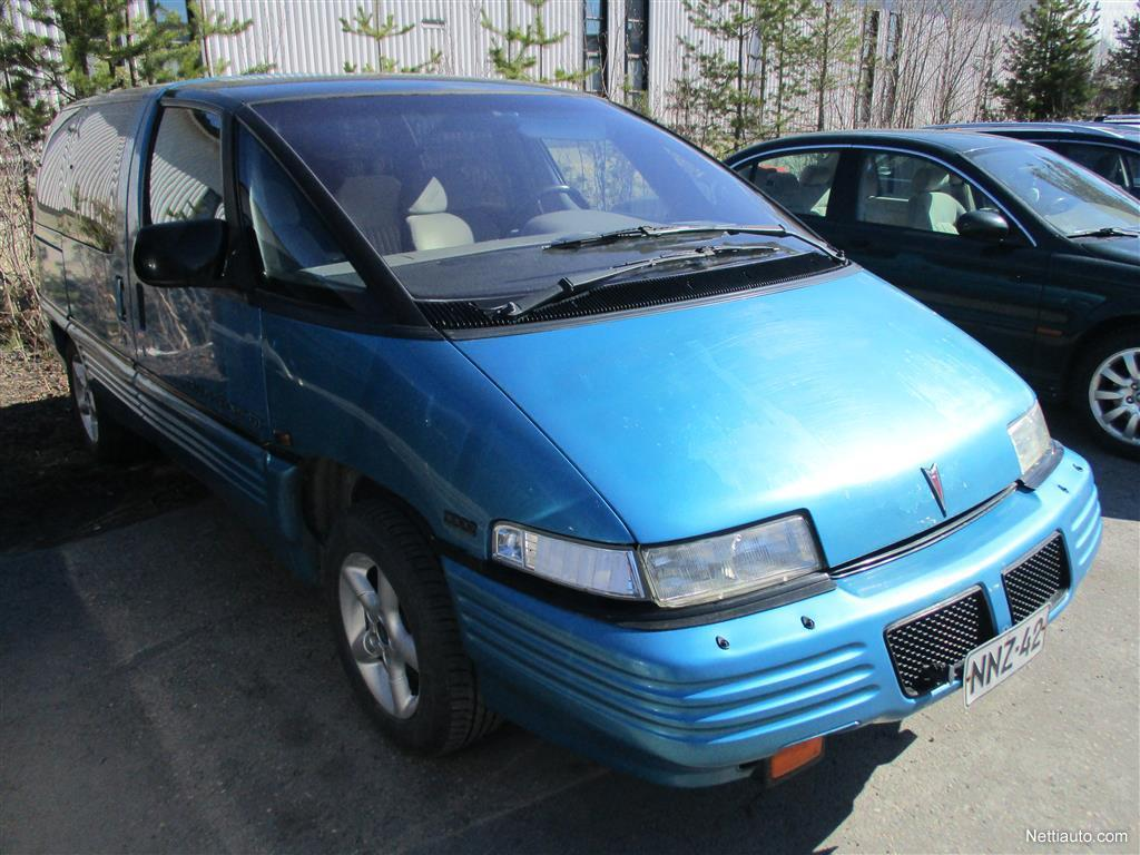 Pontiac Trans Sport 3 9 Gt 7 Hl U00f6 Mpv 1993 - Used Vehicle