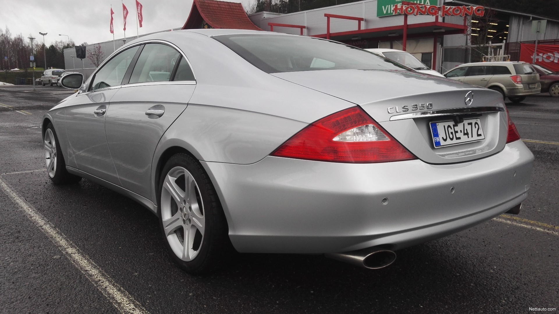 Mercedes benz cls 350 v6 todella siisti suomi auto for Mercedes benz remote start instructions