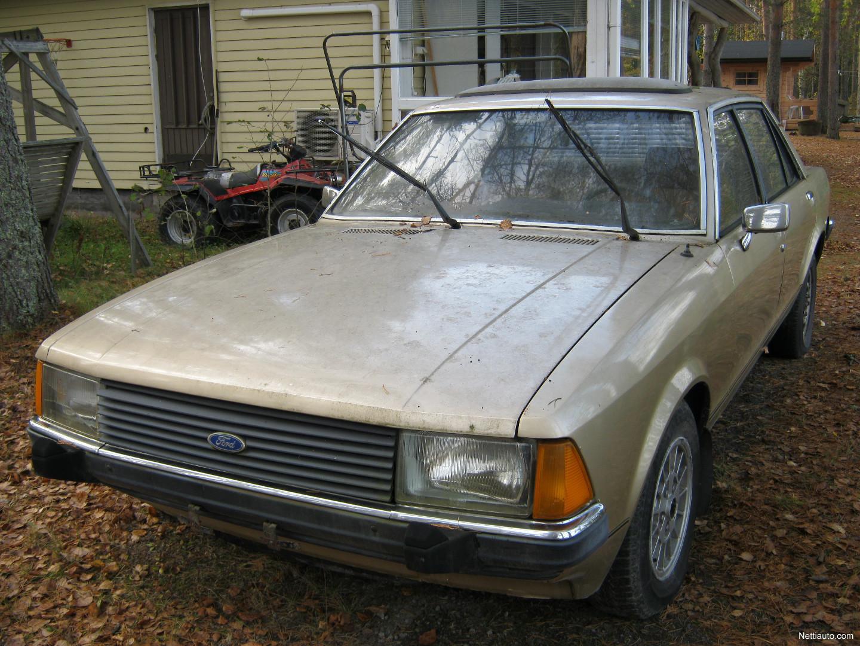Image of Ford Granada 2.1 Diesel - [1977]