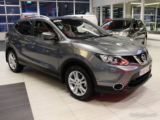 nissan qashqai dci 130 business edition 2wd xtronic 17 alcantara station wagon 2017 used. Black Bedroom Furniture Sets. Home Design Ideas