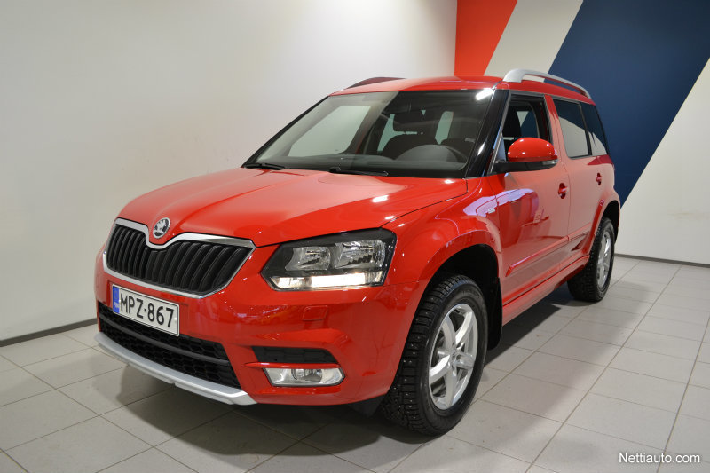 skoda yeti 1 2 tsi ambition my17 a 4x4 2016 used. Black Bedroom Furniture Sets. Home Design Ideas