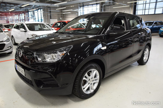 ssangyong tivoli d16 2wd crystal 4x4 2016 used vehicle nettiauto. Black Bedroom Furniture Sets. Home Design Ideas