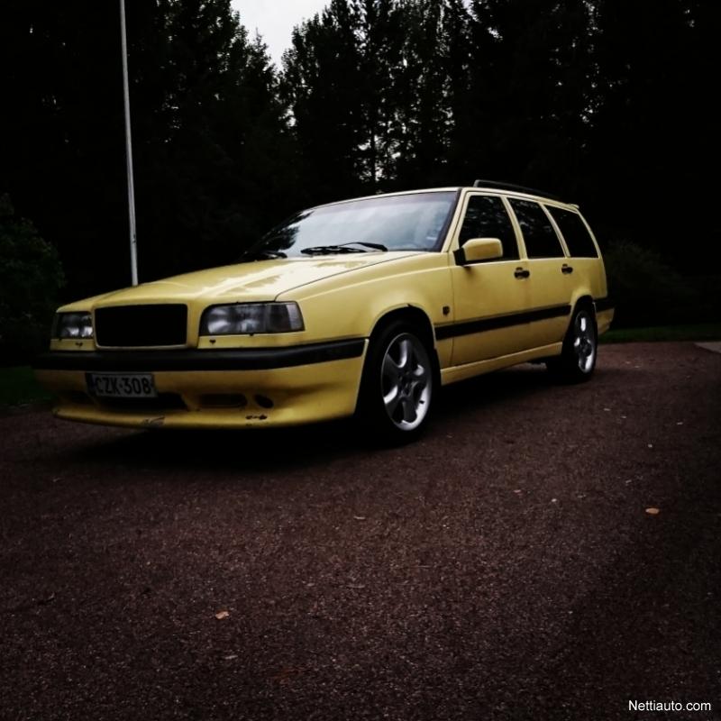 Volvo 850 T5R 2.3 SportsWagon Farmari 1995