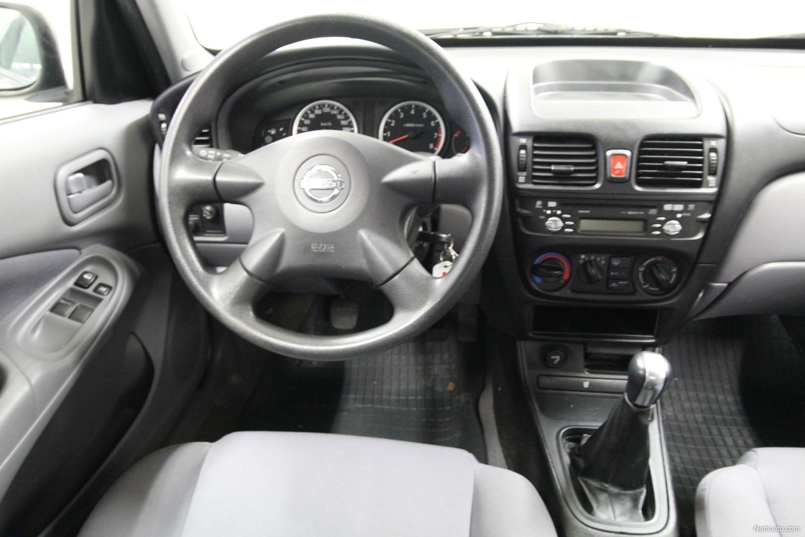 Nissan Almera 15 Visia 4d Vhn Ajettu Helmi Ilmastoitu Nismo Black Previous Next