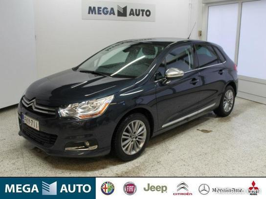 citroen c4 vti 120 confort hatchback 2013 used vehicle nettiauto. Black Bedroom Furniture Sets. Home Design Ideas