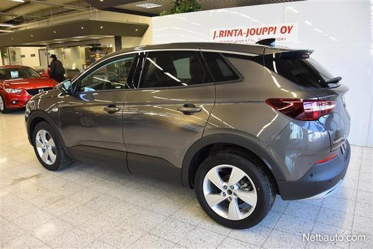 opel grandland x innovation 1 2 turbo ecotec start stop 96 kw mt6 4x4 2018 used vehicle. Black Bedroom Furniture Sets. Home Design Ideas