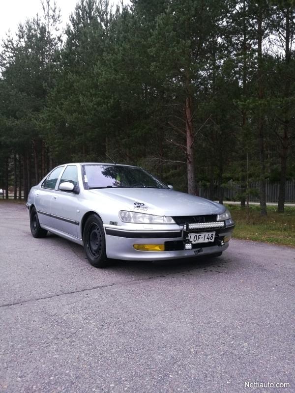 Peugeot 406 Mistral 1.8-16 4d Porrasperä 2002 - Vaihtoauto - Nettiauto