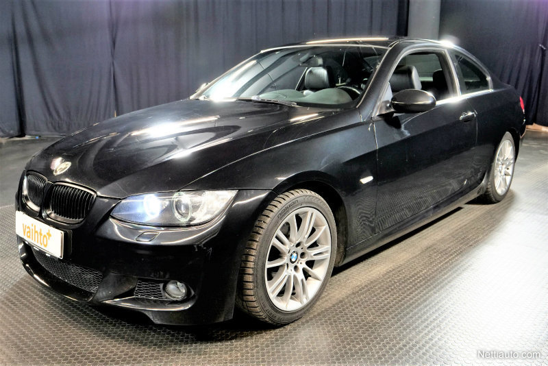 bmw 320 cd e92 coupe lauantainetto coup 2007 used vehicle nettiauto. Black Bedroom Furniture Sets. Home Design Ideas