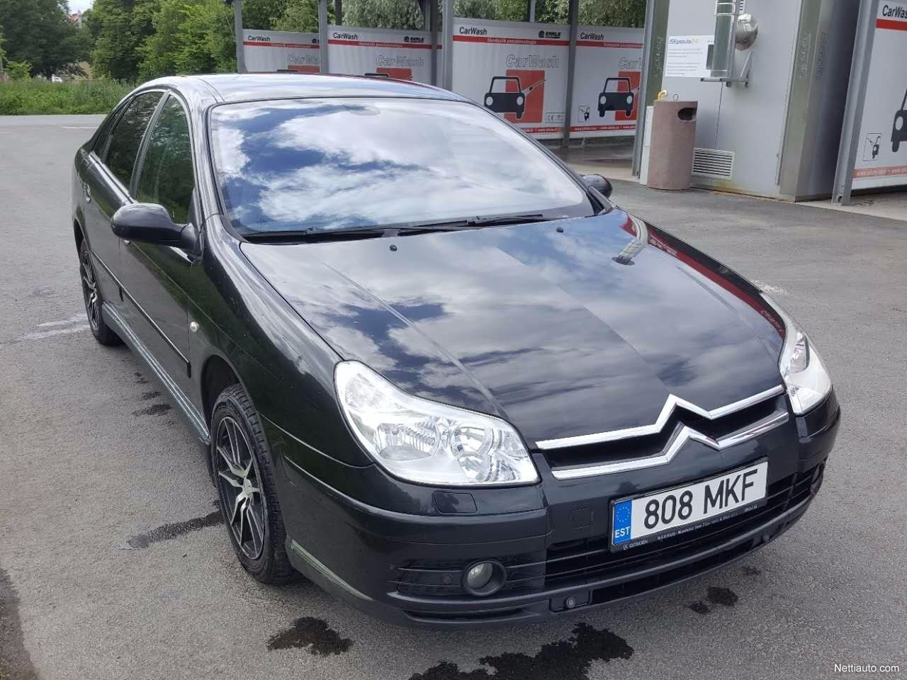 citroen c5 2 0i 16v confort sedan sedan 2007 used vehicle nettiauto. Black Bedroom Furniture Sets. Home Design Ideas