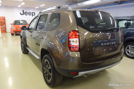 dacia duster tce 125 s s 4x4 black shadow 4x4 2017 used vehicle nettiauto. Black Bedroom Furniture Sets. Home Design Ideas