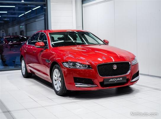 jaguar xf 20d business awd pure aut porrasper 2017 vaihtoauto nettiauto. Black Bedroom Furniture Sets. Home Design Ideas