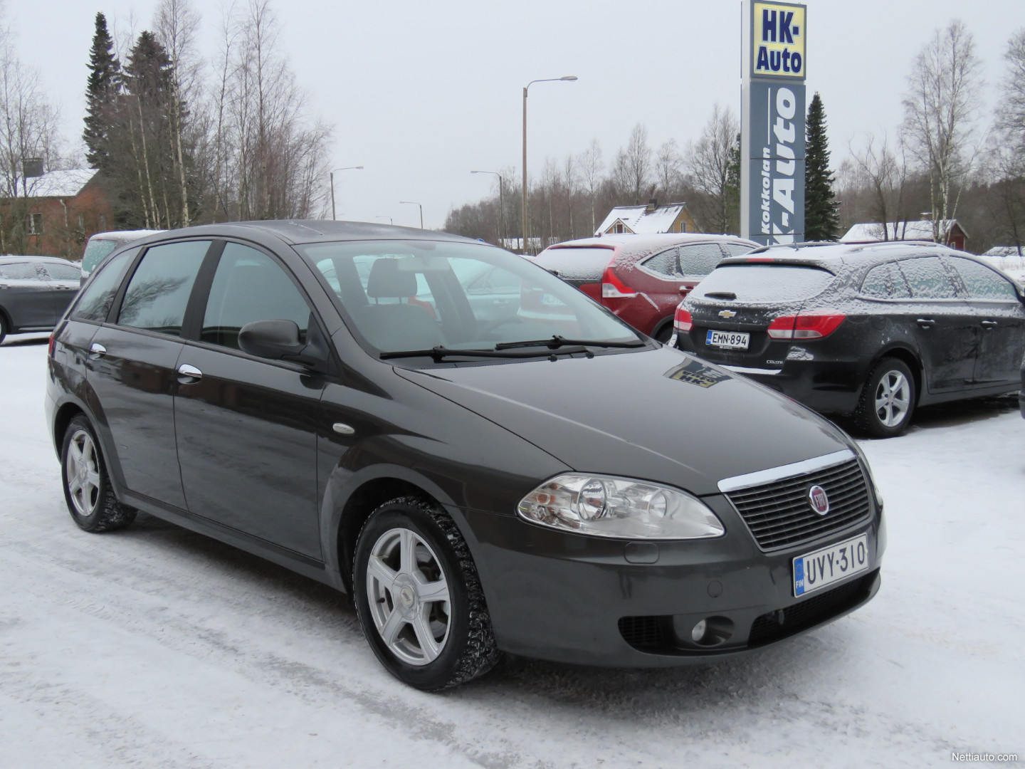 Enlarge image. Fiat Croma