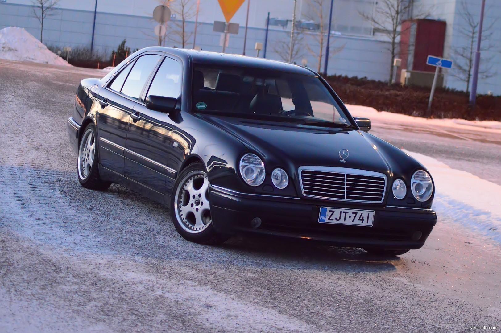 Mercedes benz e 50 amg e50 amg v8 seuraava katsastus for Mercedes benz 50