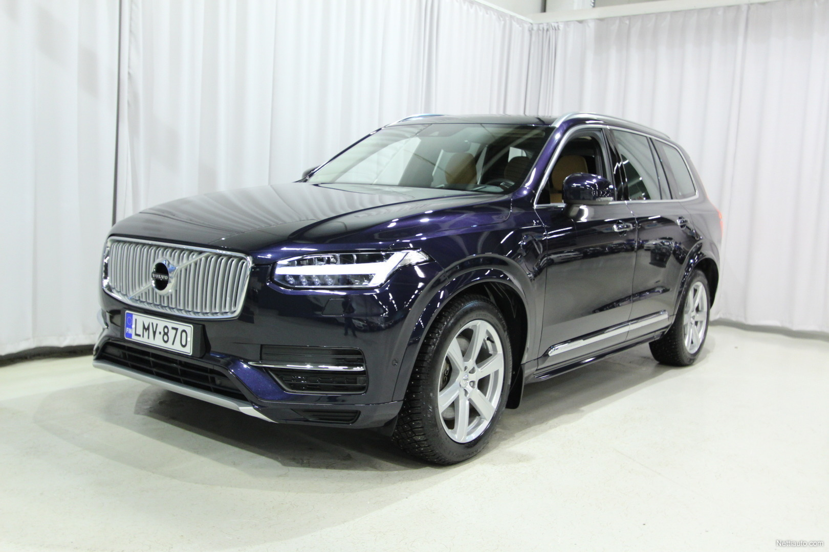 volvo xc90 t8 twin engine awd inscription a 4x4 2016 used vehicle nettiauto. Black Bedroom Furniture Sets. Home Design Ideas