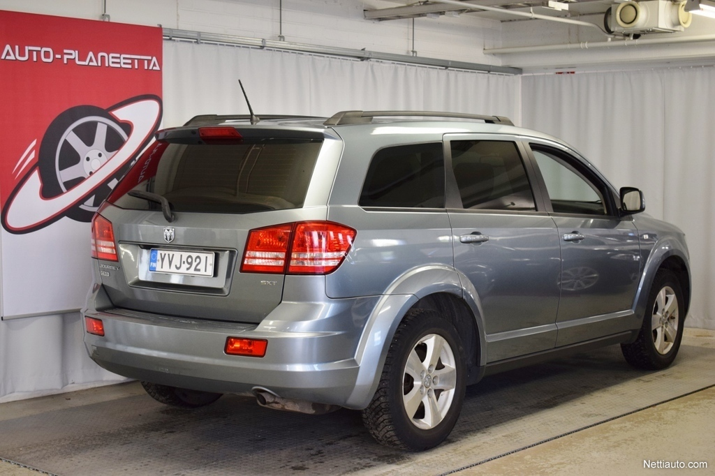 dodge journey 2 0 crd automaatti 7 henk mpv 2008 used. Black Bedroom Furniture Sets. Home Design Ideas