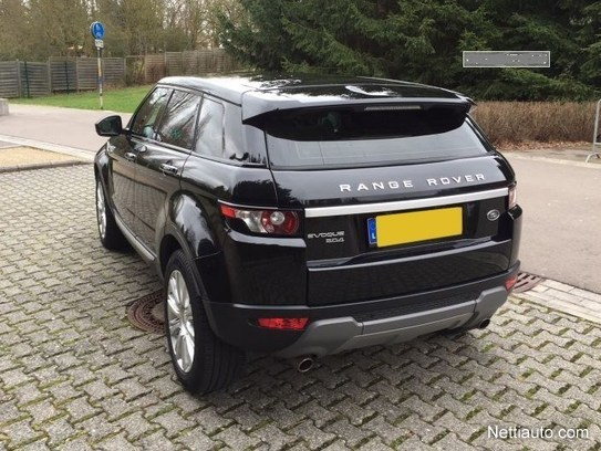 land rover range rover evoque 2 2 sd4 prestige business aut 4x4 2014 used vehicle nettiauto. Black Bedroom Furniture Sets. Home Design Ideas