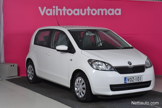 skoda citigo 1 0 ambition 5d viistoper 2013 vaihtoauto nettiauto. Black Bedroom Furniture Sets. Home Design Ideas