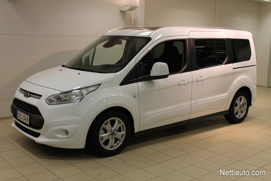 ford grand tourneo connect 1 5 tdci 120 hv powershift a6 titanium tila auto 2017 vaihtoauto. Black Bedroom Furniture Sets. Home Design Ideas