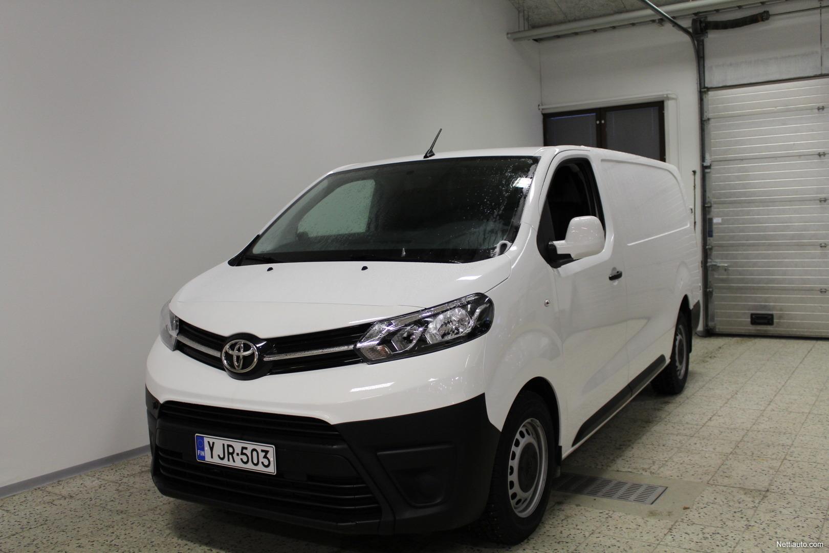 Toyota toyota proace : Toyota Proace L2 2,0 D 120 2018 - Used vehicle - Nettiauto