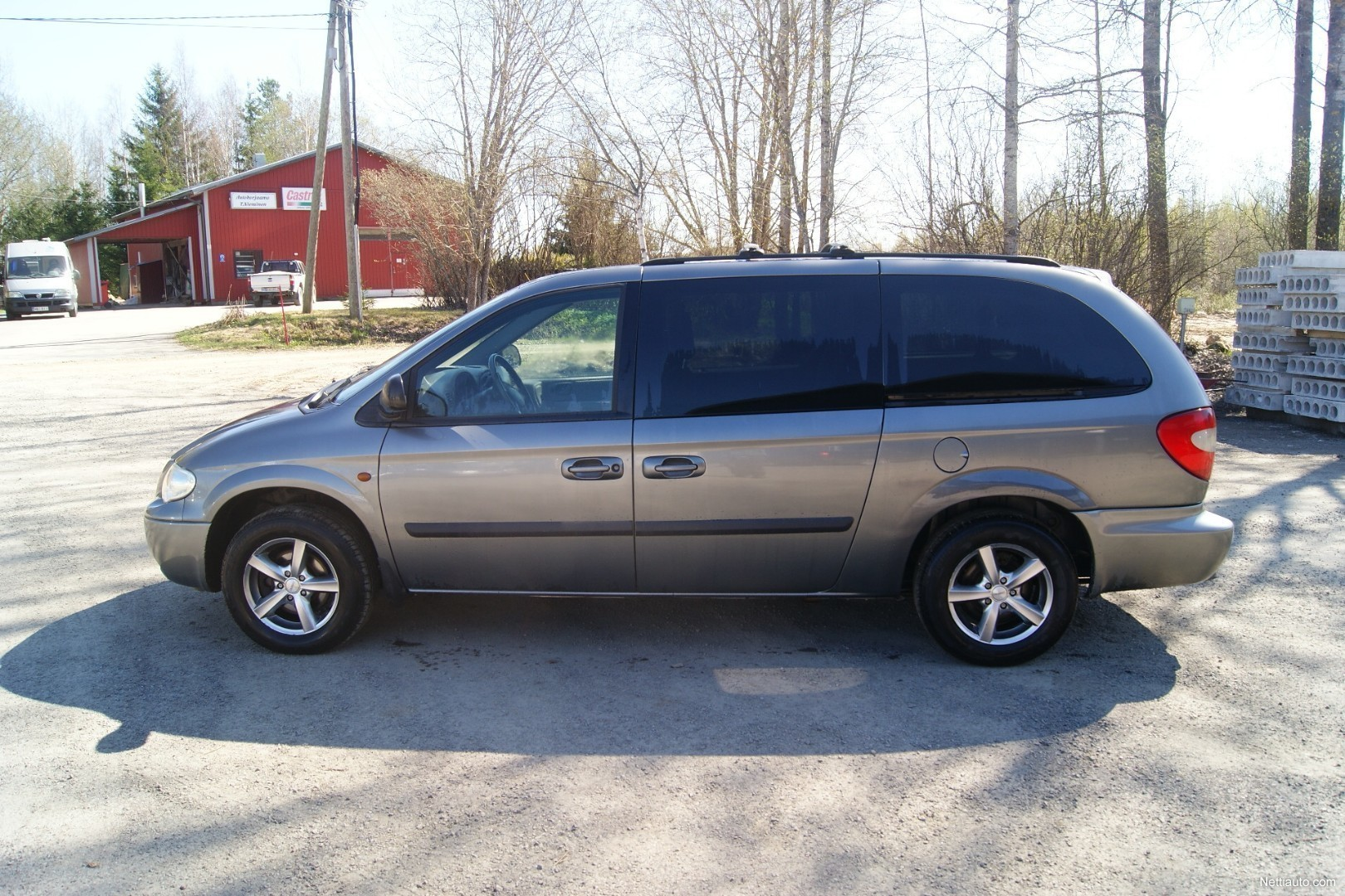 Chrysler Grand Voyager 2 8 Crd A4 Signature Edit Stowngo