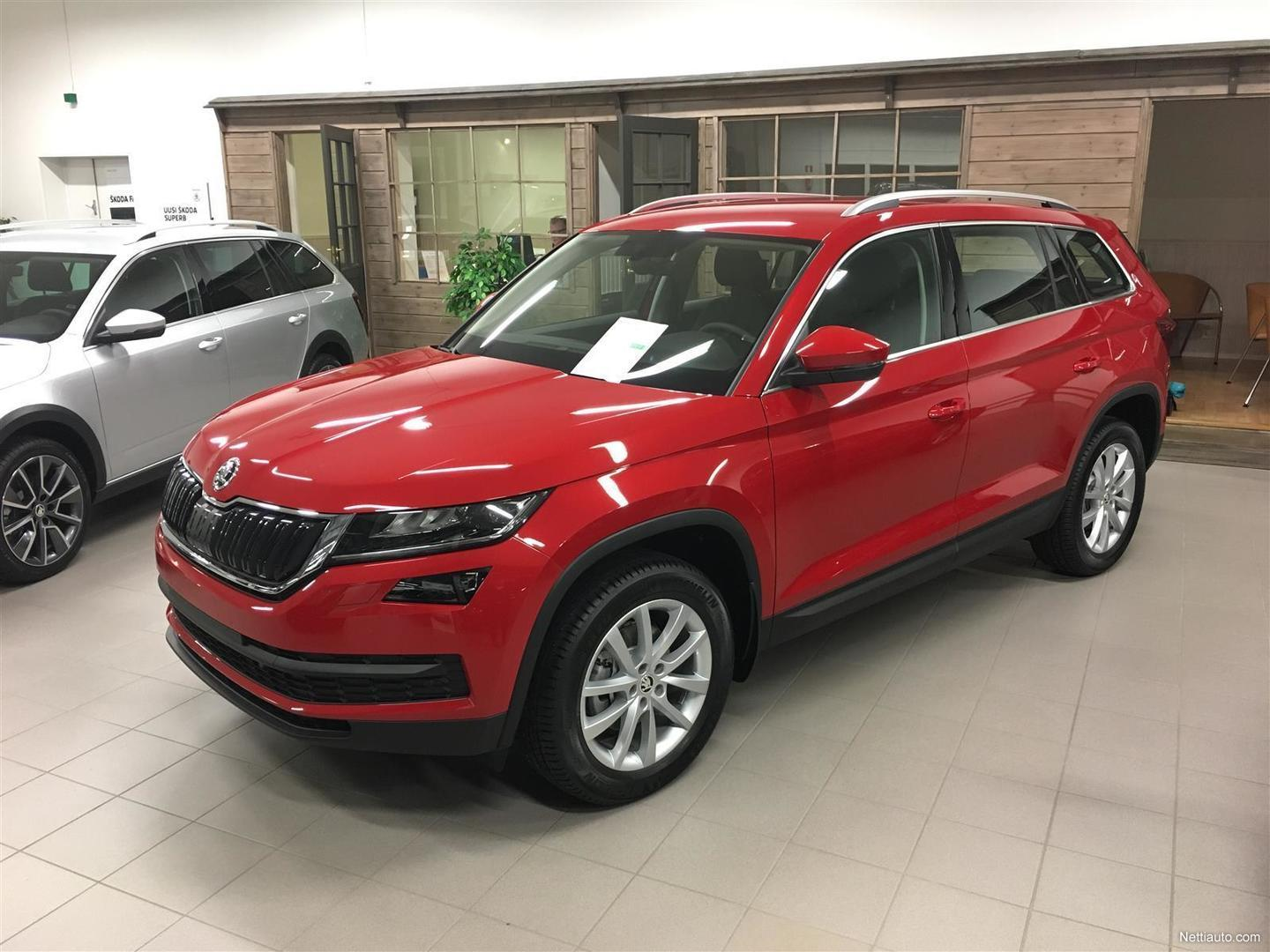 skoda kodiaq 1 4 tsi 4x4 ambition dsg autom 4x4 2018 used vehicle nettiauto. Black Bedroom Furniture Sets. Home Design Ideas