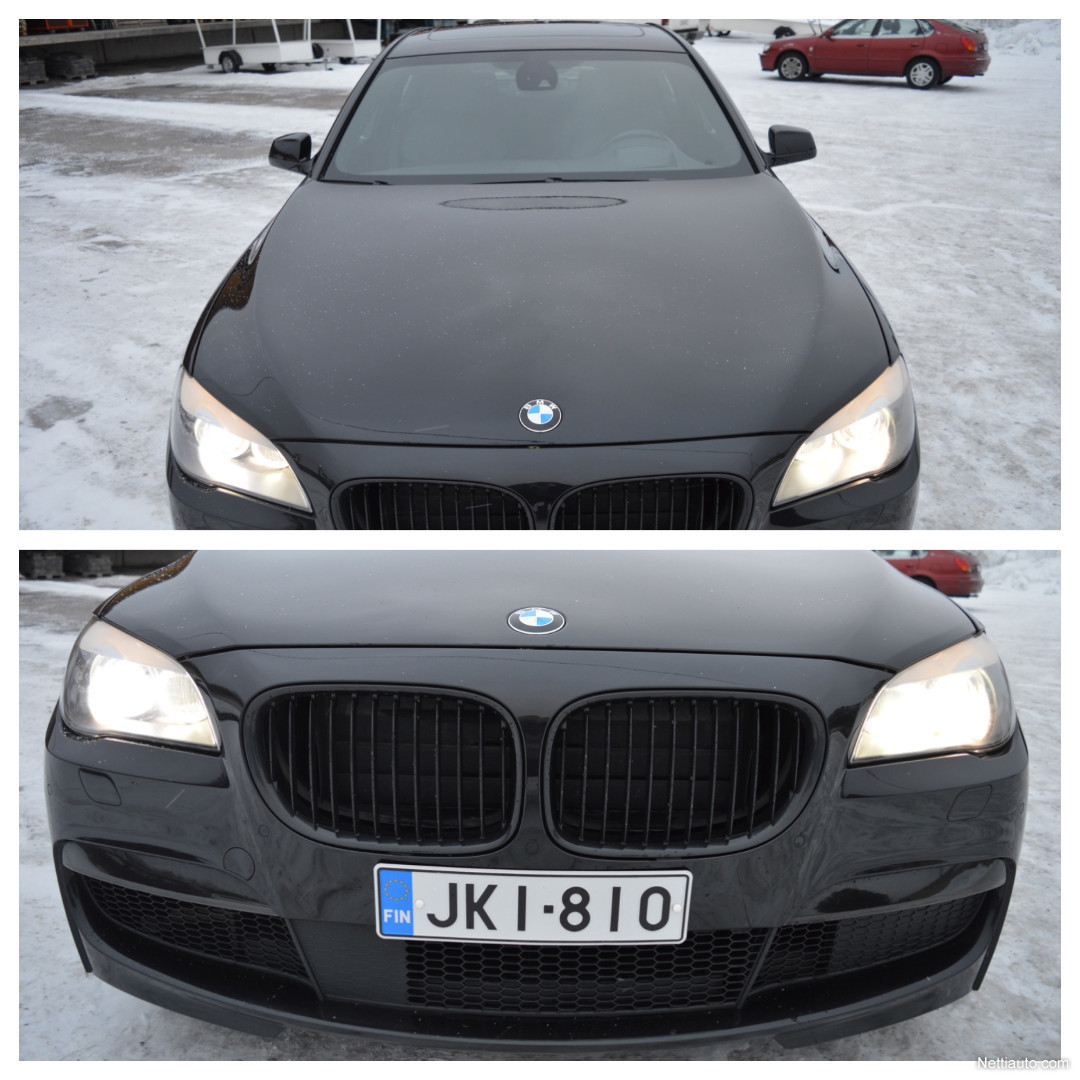 Bmw Xdrive M Sport: BMW 740 D XDrive A F01 * Webasto * HUd * M// Sport Sisä