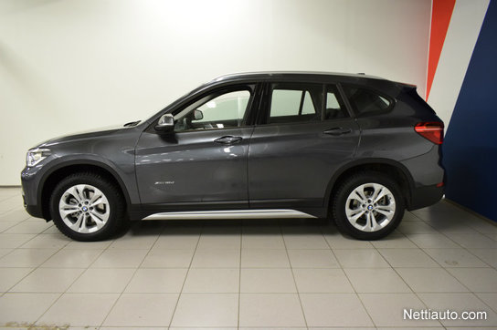 bmw x1 f48 xdrive18d business xline 4x4 2016 used. Black Bedroom Furniture Sets. Home Design Ideas