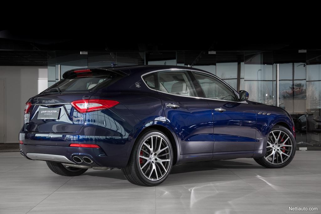 Maserati Hinta