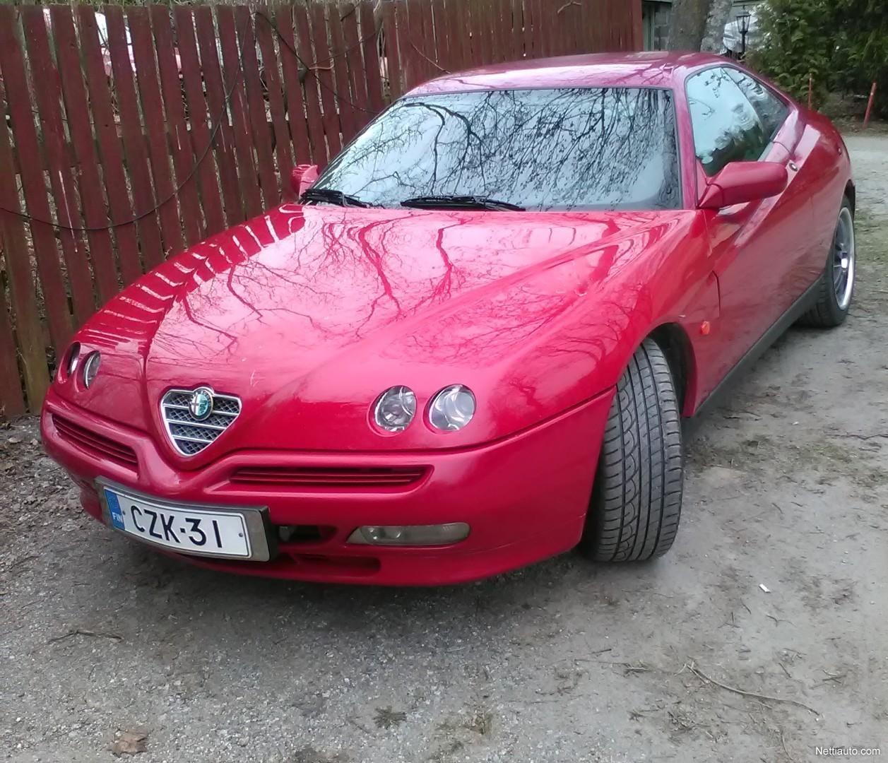 Alfa Romeo GTV 2.0 Twin Spark Coupé 1996