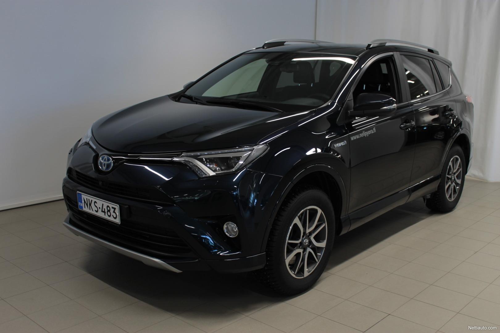 toyota rav4 2 5 hybrid awd style 4x4 2018 used vehicle nettiauto. Black Bedroom Furniture Sets. Home Design Ideas
