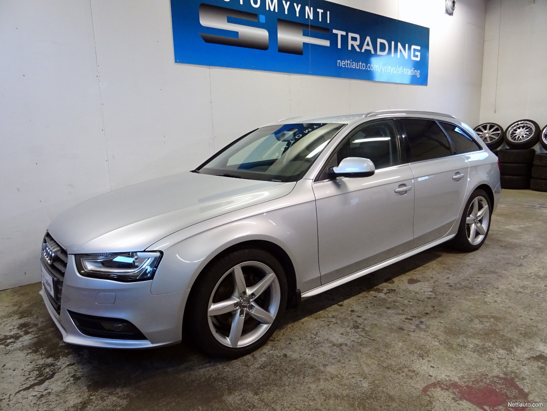 Audi A Avant Business TDI KW Quattro ALUT SPORT PENKIT - Audi sf