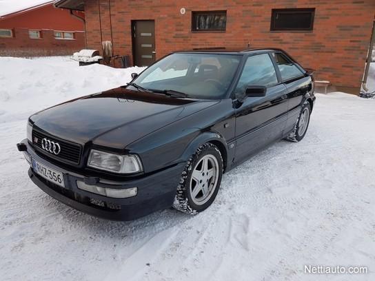 Audi S2 Coupé 1991 - Used vehicle - Nettiauto  Audi S Coupe on audi quattro coupe, audi 90 coupe, audi rs2 coupe, audi a5 coupe,