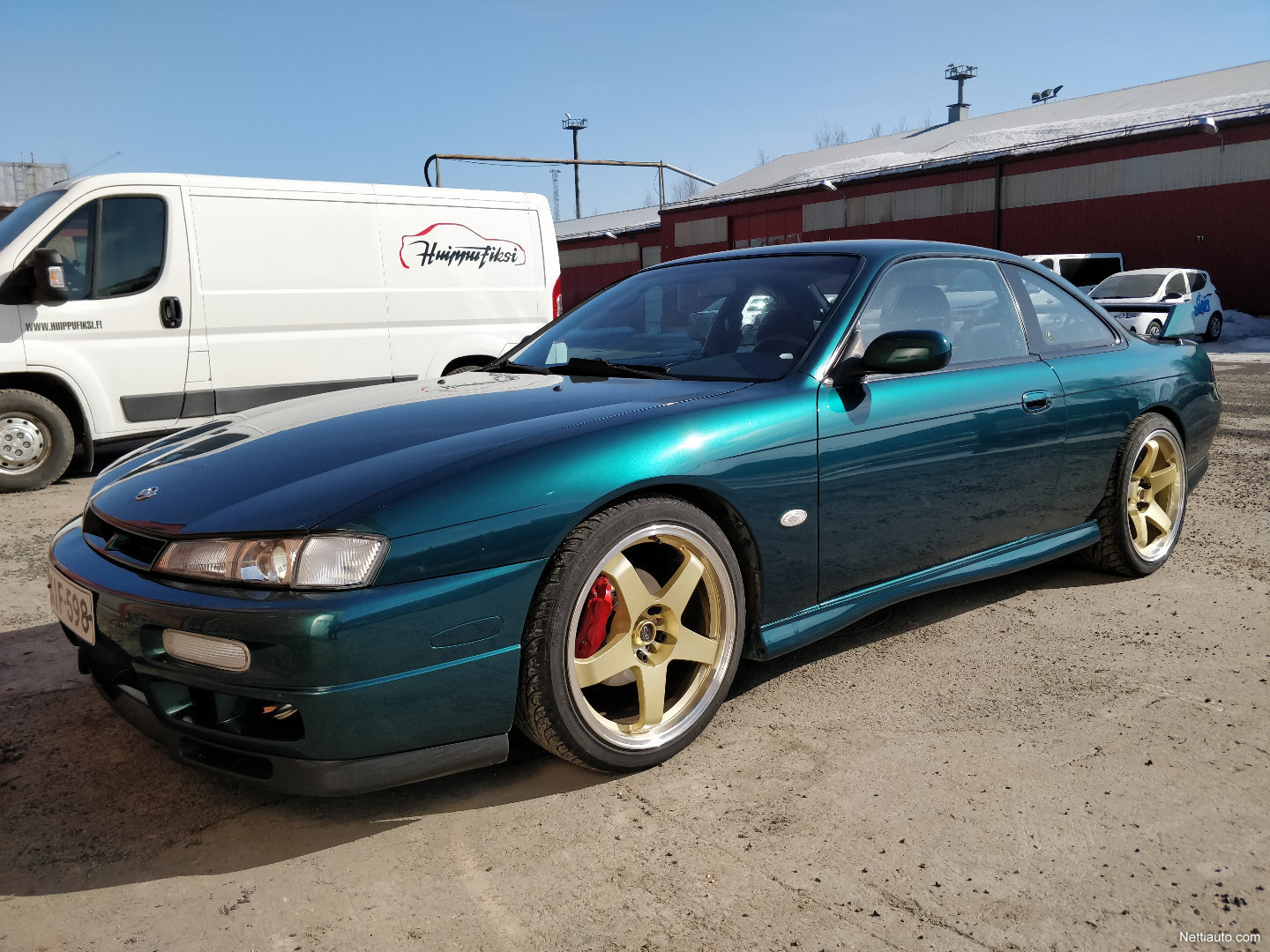 nissan 200sx 2 0 tbo 2d ilm coup 1998 used vehicle. Black Bedroom Furniture Sets. Home Design Ideas