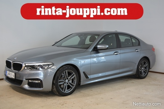 BMW 520 5-SARJA G30 Sedan 520d A xDrive Business - Huippu ... 63c7a2b9a0