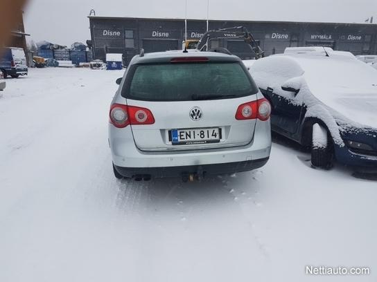 Volkswagen Passat Variant 2 0 Tdi Pwd 103 Trendline 5d Dsg