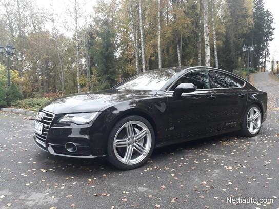 Audi A7 Coupé 2014 - Used vehicle - Nettiauto