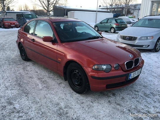 Bmw 316 316ti 2d 316ti Compact At51 273 Hatchback 2001 Used