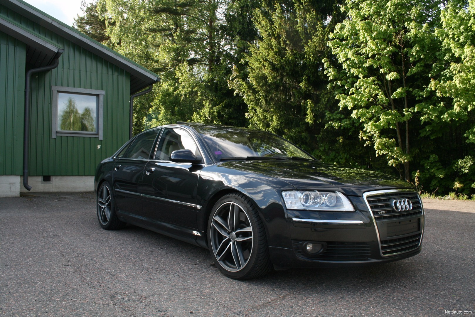 Enlarge image. Audi A8